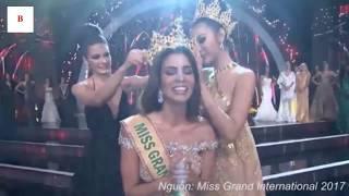la belleza peruana María José Lora gana el MISS GRAND INTERNACIONAL 2017