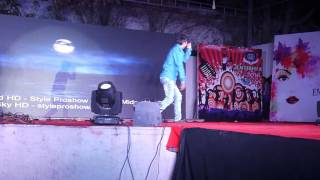 chand chupa badal mein armaan malik || new song 2016 DANCE by JAYVIR_JV