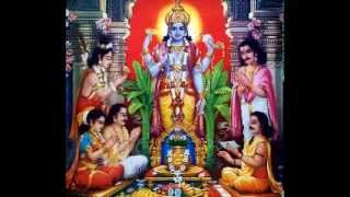 Sri Satyanarayana Swamy Pooja & Katha in Tamil