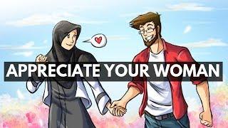 Appreciate Your Woman | Mufti Menk