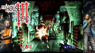 House of the Dead 3 - 2 Player (PS3) with PS Moves