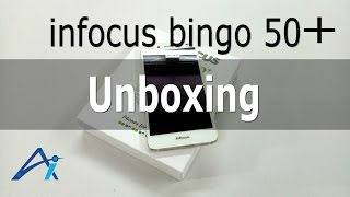 Hindi | InFocus Bingo 50 unboxing hand on