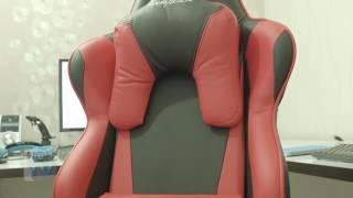 آنباکسینگ و بررسی صندلی گیمینگ DxRacer توسط لیون کامپیوتر