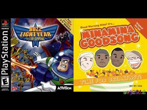 Bathosauce (Mashup) [Buzz Lightyear of Star Command x Minamina Goodsong]