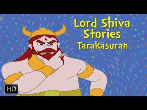 Lord Shiva Stories - Tarakasuran - Story for Children in English
