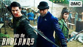 'You Wont Live Another Day' Talked About Scene Ep. 305   Into the Badlands