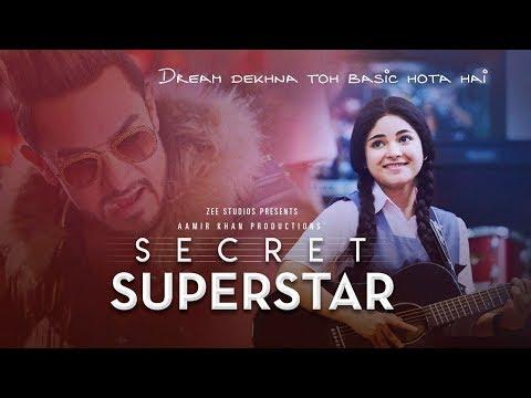 Xxx Mp4 Secret Superstar Official Trailer Zaira Wasim Aamir Khan Superhit Hindi Movie 3gp Sex