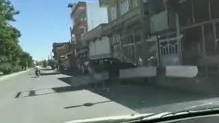 Iran, Oshnovieh, 12 septembre, les commerçants se sont mis en grève