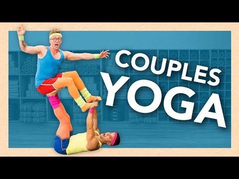 Couples Yoga Challenge
