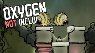 PET ALIENS! Infinite Algae Possible, Coal Generator - Oxygen Not Included Gameplay Highlights Part 5