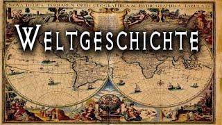 Weltgeschichte - grundlegende historische Fakten (Doku Hörbuch)