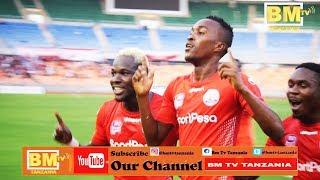 Magoli ya Salamba na Ndemla Simba 2-1 KMC Uwanja wa Taifa