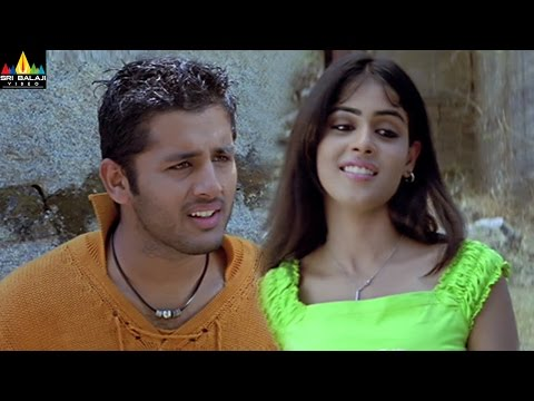 Xxx Mp4 Sye Movie Scenes Nithin And Genelia Love Telug Movie Scenes Sri Balaji Video 3gp Sex