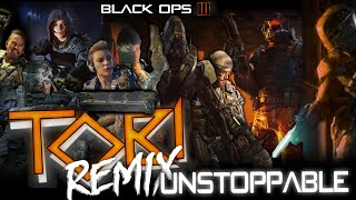 Call of duty Black ops 3 Multiplayer theme - Afrojack - Unstoppable REMIX - T0BiRBBM