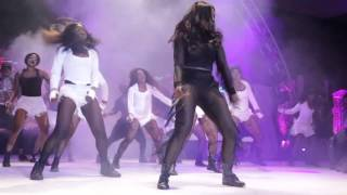 TIWA SAVAGE GAVE AN ENERGETIC PERFORMANCE AT 3THRONES CONCERT IN LAGOS
