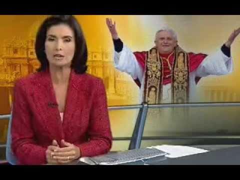 JN Conclave escolhe Joseph Ratzinger que adota o nome de Bento XVI