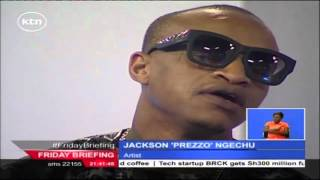 Guest Anchor: Self proclaimed King of Bling Rapper CMB Prezzo; How he dated Beyonce Knowles
