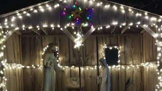 Nativity scene on public property sparks threat of lawsuit