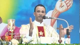 Holy Eucharist Celebrated by Rev.Fr.Anil Kiran Fernandes,SVD at Divine Call Centre,Mulki