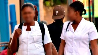 THE GLEANER MINUTE: Principal's backlash...Seprod's blunder...Indian nurses coming