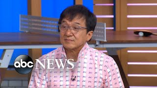 Jackie Chan talks about his most harrowing film stunts and working with Bruce Lee