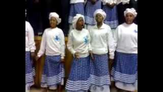 Mighty oh lord singers