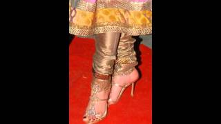 Aishwarya Rai Hot Sexy Feet & Thighs | Aishwarya Rai Sexy Legs