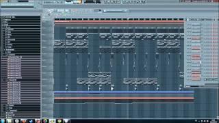 Fl studio : Beat Rap N°4 (VIOLIN) + FLP, 1080p HD (project)