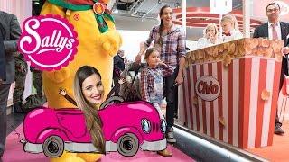 Sally on Tour - auf der Internationalen Süßwarenmesse in Köln / ISM Cologne 2016