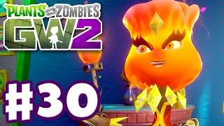 Plants vs. Zombies: Garden Warfare 2 - Gameplay Part 30 - Fire Rose Garden Ops! (PC)