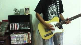 Scandal - BEAUTeen!! [Guitar Cover]