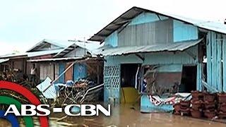 TV Patrol: Ilog sa Cagayan, umapaw; mga bahay, nawasak