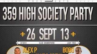 High Society Party vol#4 - Promo