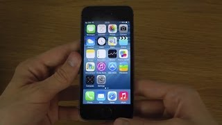 iPhone 5S iOS 8 - Camera Time-Lapse Review