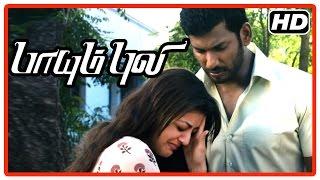Paayum Puli Tamil Movie | Scenes | Jayaprakash killed | Vishal plan to catch the gangster | Anandraj