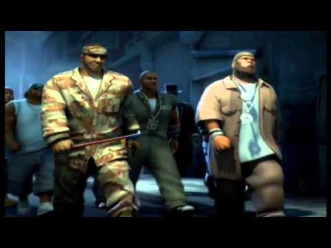 Def Jam Fight For New York Intro HD