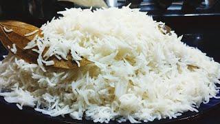 Khile khile Chawal banana itna asaan,dekh kar kahenge pehle kyo nahi pta tha| Rice in pot | instant