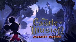 Castle of Illusion Starring Mickey Mouse - Floresta Encantada - #1 PC ULTRA DEFINITION