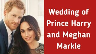 ROYAL WEDDING CEREMONY VIDEO  Wedding of Prince Harry and Meghan Markle