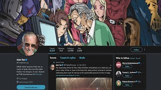 POW! Entertainment HIJACKS Stan Lee's Twitter Account, GOING DOWN THE RABBIT HOLE #SaveStanLee