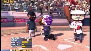 Super Mega Baseball Gameplay (PS4) Extra Innings Comeback