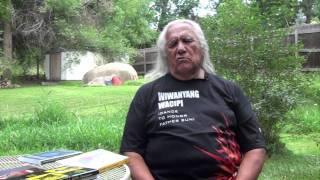 UFO Dr Ross Dakota Spiritual Leader & Sun Dancer