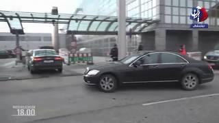 بازگشت هاشمی شاهرودی از آلمان به تهران