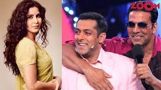Katrina Kaif OPENS UP about Eid 2020 clash between Sooryavanshi and Inshallah | Bollywood News