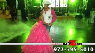 DJ ZETA at Nayeli Quinceanera (The Kings) 972-795-5010