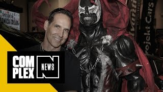 Jamie Foxx Will Star as Spawn in Todd McFarlane–Directed Film