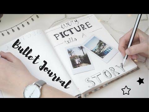 Bullet Journal decoreren & inplannen ♡ Eva Rose