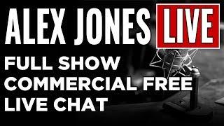 LIVE 📢 Alex Jones Show Commercial Free ► Sunday 8/20/17 ► Infowars Stream