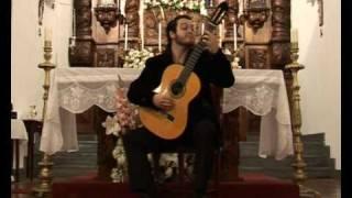 Fandango 3 peças espanholas Rodrigo, Ruben Bettencourt