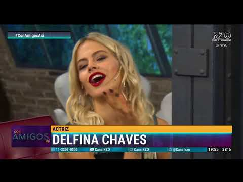 Xxx Mp4 Delfina Chaves En Con Amigos Así 3gp Sex